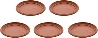 Saim Coffee Plastic Round Saucers Plant Pot Saucers Potted Plant Saucer Clay Plant Saucer Flower Plant Pot Saucer Pallet T...