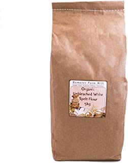 Demeter Farm Mill Organic Wholemeal Spelt Flour, 5kg