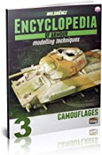 ENCYCLOPEDIA OF ARMOUR MODELLING TECHNIQUES VOL. 3 – CAMOUFLAGES (English) #6152