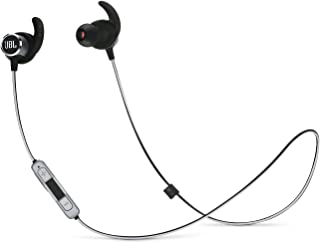 JBL Reflect Mini BT 2 Bluetooth Earphones, Black