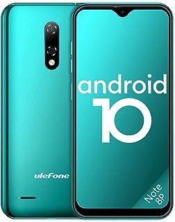"Ulefone Teléfono Móvil 2020, Note 8P Android 10 Smartphone Libre 16GB ROM (128GB SD), Pantalla 5.5"" Water-Drop Screen Movi..."