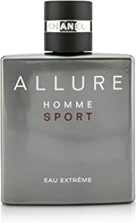 Allure Homme Sport Eau Extreme by Chanel for Men - Eau de Parfum, 50ml