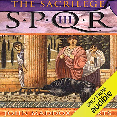 Couverture de SPQR III: The Sacrilege