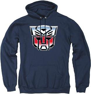 Popfunk Transformers Autobot Airbrush Logo Pullover Hoodie & Stickers