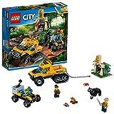 LEGO City - Jungla: Misión en semioruga (60159)