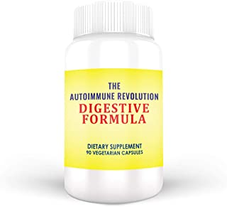 The Autoimmune Revolution Digestive Formula with Betaine HCl + Pepsin - Supports Nutrient Absorption and Digestive Health ...