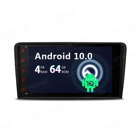 Xtrons 9 Android 10 0 Autoradio Mit Ips 2 5d Elektronik