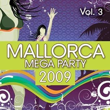 Mallorca Mega Party 2009 Vol. 3