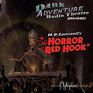Horror at Red Hook (Dramatized) cover art