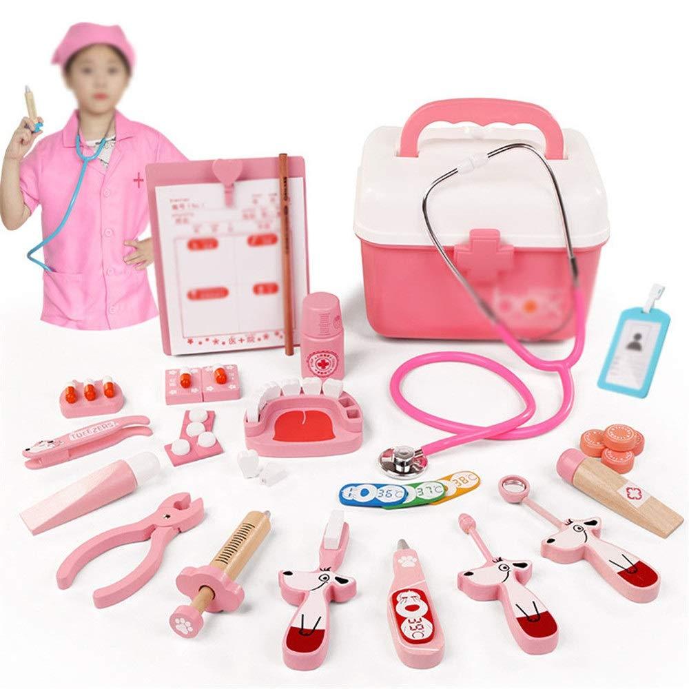 Médico de cabecera juguete infantil Médico conjunto de juguete ...