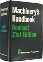 Machinery's Handbook, 21st Edition