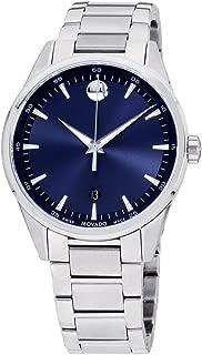 Stratus Quartz Movement Blue Dial Men's Watch 607244