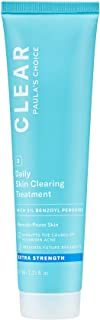 Paula's Choice CLEAR Extra Strength Skin Clearing Treatment | 5% Benzoyl Peroxide for Severe Facial Acne | Redness Relief...