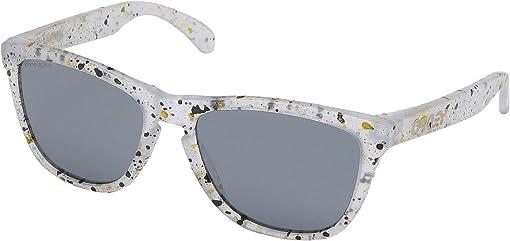 Splatter Clear w/ PRIZM Black