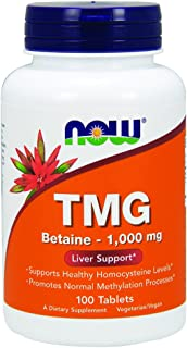 Now 1000Mg Tmg Betaina 100 Compresse - 100 g