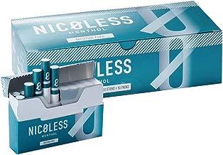 NICOLESS ニコレス メンソール 1カートン (10箱入り)