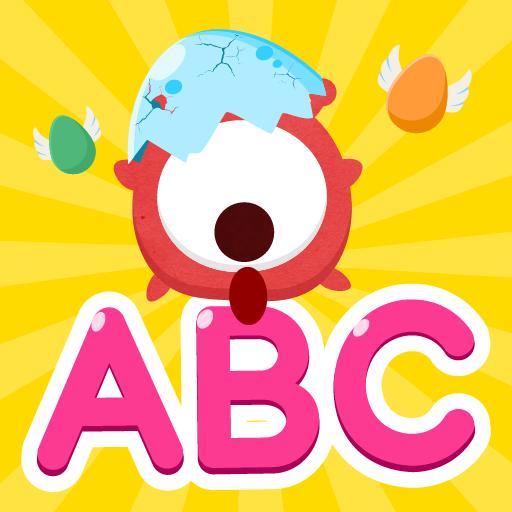 CandyBots Alfabeto ABC Niños - Aprende Letras Fonética Juego