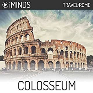 Colosseum audiobook cover art