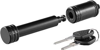 CURT 23518 Black Trailer Hitch Lock, 5/8-Inch Pin Diameter, Fits 2-Inch Receiver