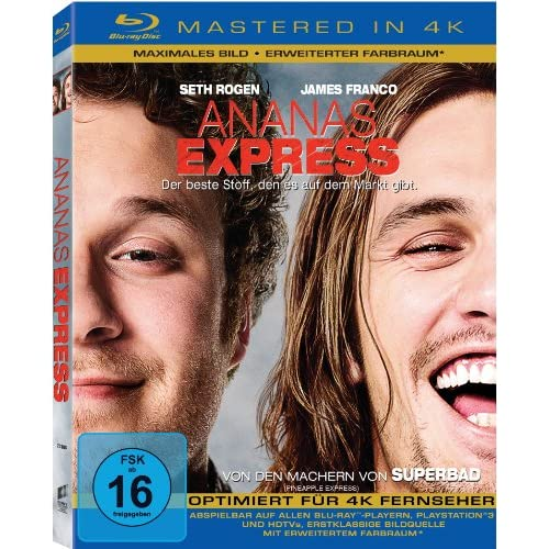 Ananas Express  (Mastered in 4K)