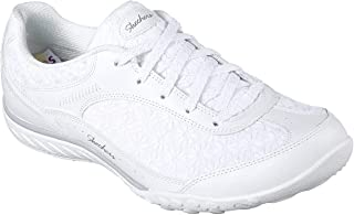 Skechers Relaxed Fit Breathe Easy Poised Thrill Womens Sneakers