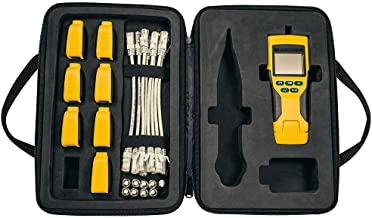 Klein Tools VDV501-824 VDV Scout Pro 2 Tester and Test-n-Map Remote Kit, Tests Voice, Data and Video Coax Connections