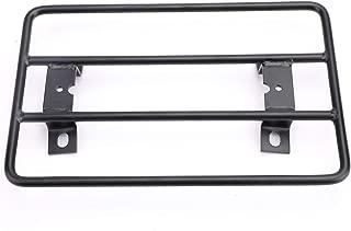 Mad Hornets Billet Rear Fender Carrier Rack for Yamaha Bolt R-SPEC XV950R 14-18 Black