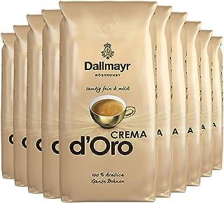 Dallmayr Crema D'oro Fluweel Fijn & Mild - hele poot 10 kg