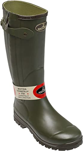 Percussion Bottes de Chasse Chasse Chasse Full Zip Chantilly 53c