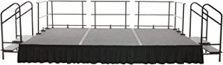 STAS122424H - Capacity : 27-36 - Stage Sets, Adjustable Height, AmTab - Each