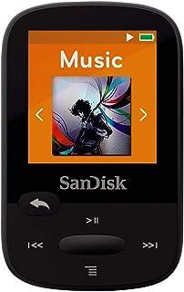 مشغل ام بي 3 من سانديسك SDMX24-008G-G46K - اسود، (8 جيجابايت)