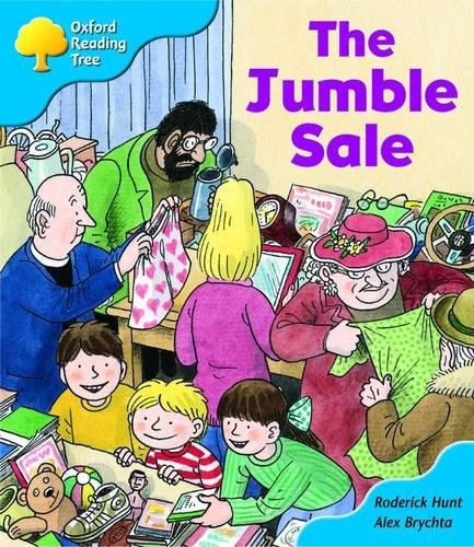 Oxford Reading Tree: Stage 3 More Storybooks: the Jumble Sale: Pack Aの詳細を見る