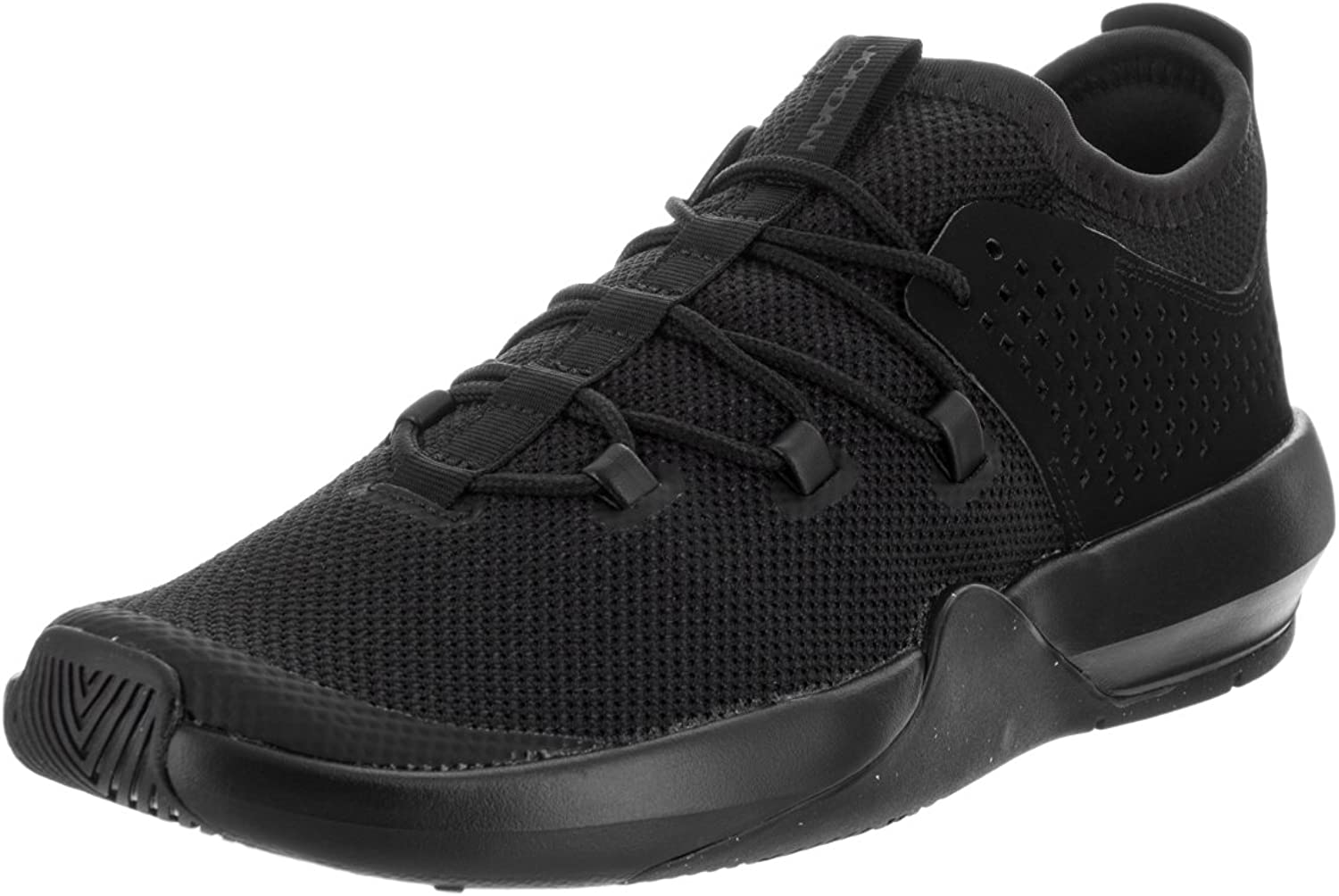 Jordan Nike Men's Express Black Black Black Basketball shoes 10 Men US