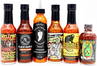Hot Ones Season 6 - Best Seller Hot Sauce Collection