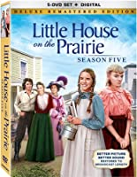 Little House on the Prairie: Season 5 Collection [DVD] [Import]
