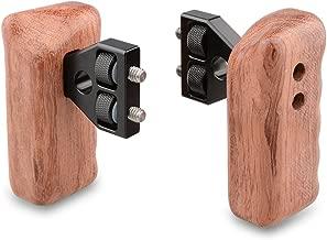 wooden camera handle grip