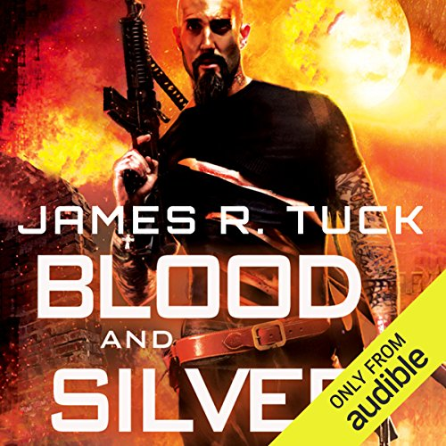 Blood and Silver audiobook cover art