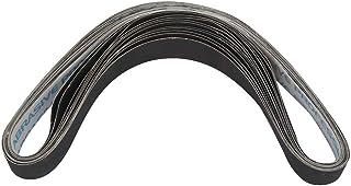 10-Pack,abrasives Aluminum Oxide Spiral Bands Sanding Sleeves A/&H Abrasives 118475 3//8x6 Aluminum Oxide 60 Grit Spiral Band