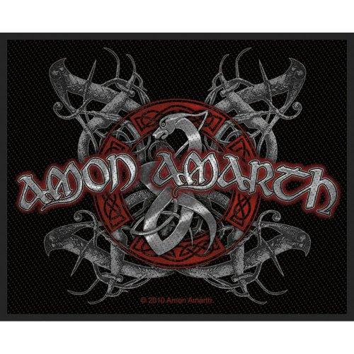 AMON AMARTH, Viking dog - Patch