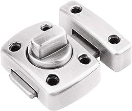 ZHANGJIAN 1 stks zinklegering dikke anti-diefstalbeveiliging deur roteren grendel schuifvergrendeling voor gate cabinet ve...