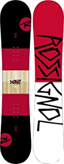 rossignol district snowboard 151