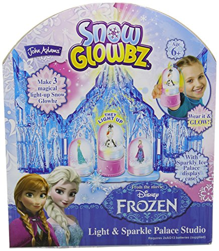 Disney Frozen Snow Glowbz Light and Sparkle Palace Studio