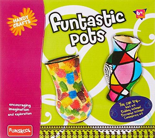 Funskool-Handycrafts Pot Mania