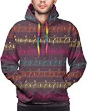 Back Beat Men's Unisex Hoodie Sweatshirt Pullover 3D Printed Hoodie