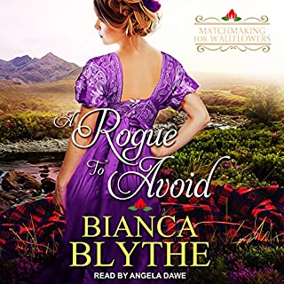 A Rogue to Avoid audiobook cover art