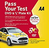 Pass Your Test & 'L' Plate Kit (AA Driving Test Series)...