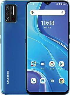 UMIDIGI A7S SIMフリースマートフォン【クアッドコアCPU/RAM:2GB/ROM:32GB/3眼カメラ】技適認証取得済・PSE電源アダプタ付【本体カラー:ブルー】