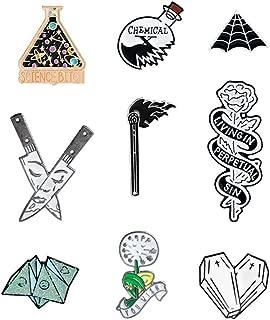Best cute badge pins Reviews