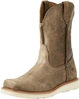 Ariat Men's Rambler Recon Square Toe Work Boot
