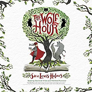 The Wolf Hour cover art